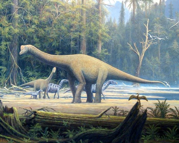 dinosauriocuellolargo