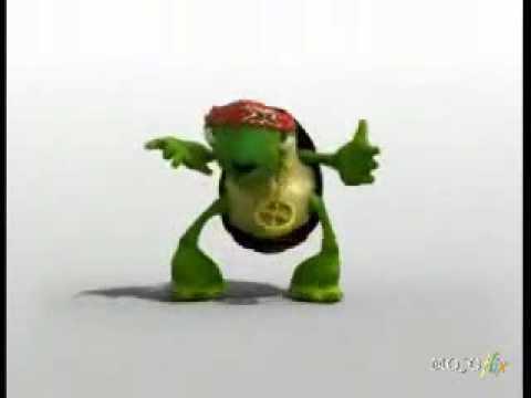 tortuga bailando3